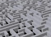 3D Maze Icon